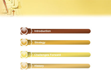 Ironware PowerPoint Template, Slide 3, 02084, Utilities/Industrial — PoweredTemplate.com
