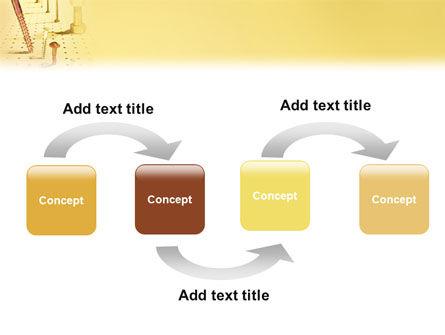Ironware PowerPoint Template, Slide 4, 02084, Utilities/Industrial — PoweredTemplate.com