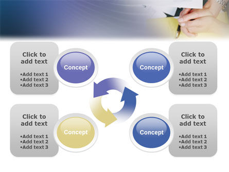Business Documents PowerPoint Template Slide 9