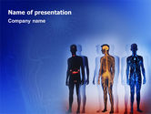 Medical: Modello PowerPoint - Sistemi di corpo #02086