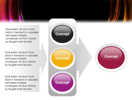 Whirlpool PowerPoint Template Slide 11