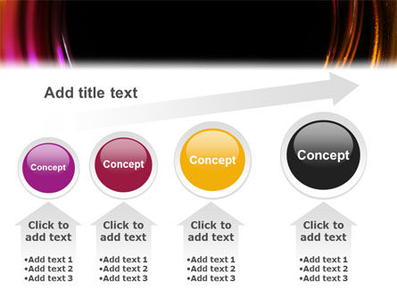 Whirlpool PowerPoint Template Slide 13
