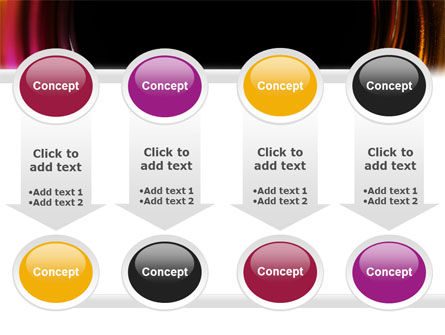 Whirlpool PowerPoint Template Slide 18