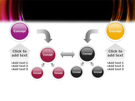 Whirlpool PowerPoint Template Slide 19