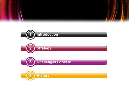 Whirlpool PowerPoint Template, Slide 3, 02087, Abstract/Textures — PoweredTemplate.com