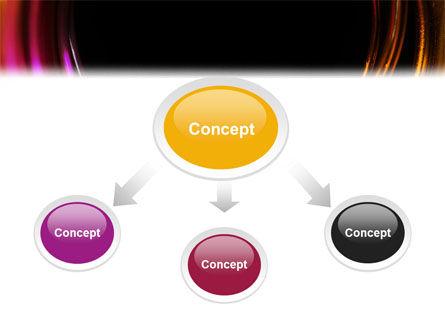 Whirlpool PowerPoint Template, Slide 4, 02087, Abstract/Textures — PoweredTemplate.com