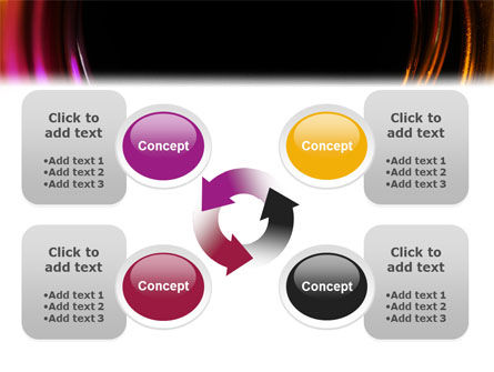 Whirlpool PowerPoint Template Slide 9