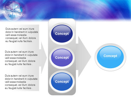 Web Hosting PowerPoint Template Slide 11