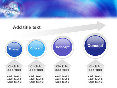Web Hosting PowerPoint Template Slide 13