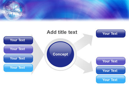 Web Hosting PowerPoint Template Slide 14