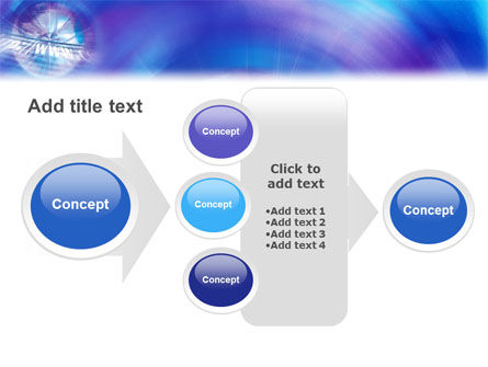 Web Hosting PowerPoint Template Slide 17