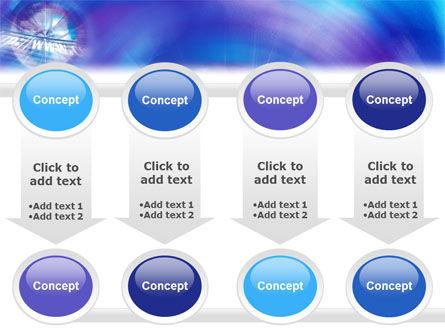 Web Hosting PowerPoint Template Slide 18