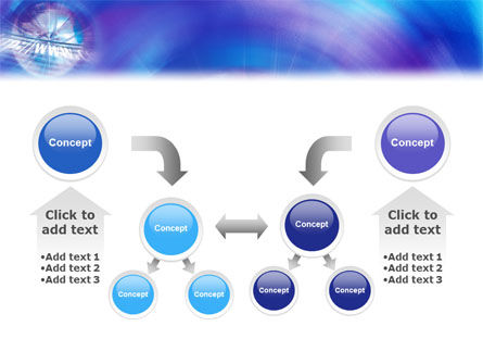 Web Hosting PowerPoint Template Slide 19