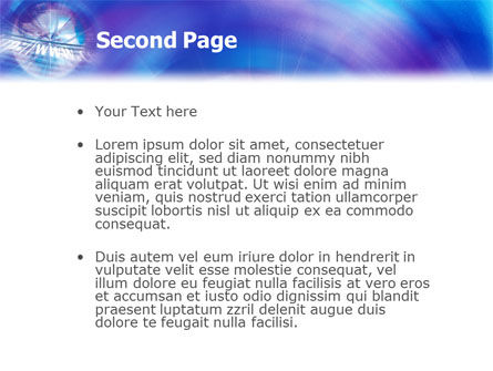 Web Hosting PowerPoint Template Slide 2