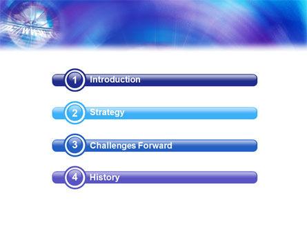 Web Hosting PowerPoint Template Slide 3