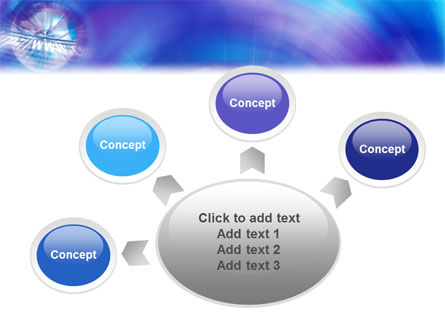 Web Hosting PowerPoint Template Slide 7