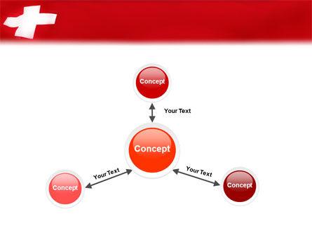 Flag of Switzerland PowerPoint Template Slide 14