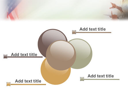 Schoolroom PowerPoint Template Slide 10
