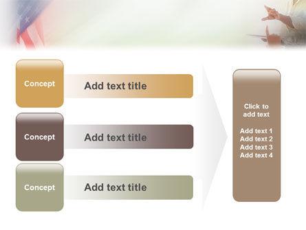 Schoolroom PowerPoint Template Slide 12