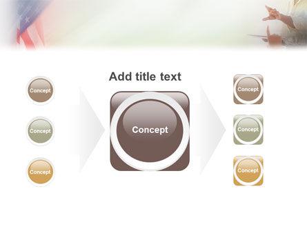 Schoolroom PowerPoint Template Slide 17
