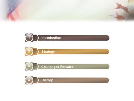 Schoolroom PowerPoint Template, Slide 3, 02092, Education & Training — PoweredTemplate.com