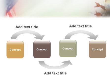 Schoolroom PowerPoint Template Slide 4