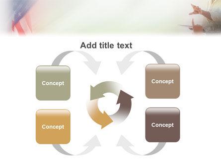 Schoolroom PowerPoint Template Slide 6