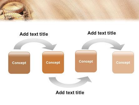 Storage PowerPoint Template, Slide 4, 02094, Utilities/Industrial — PoweredTemplate.com