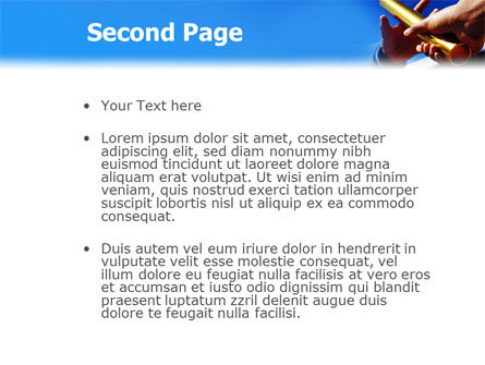 Sprint PowerPoint Template Slide 2