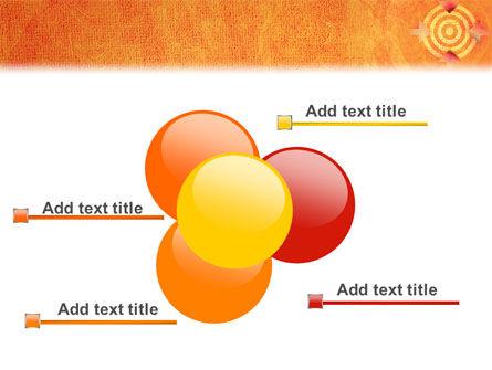 Target PowerPoint Template Slide 10