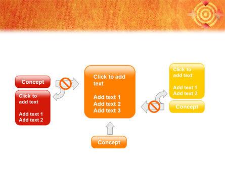 Target PowerPoint Template Slide 13