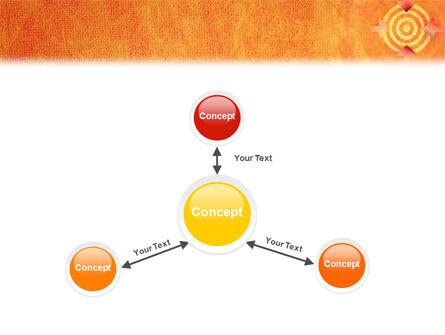 Target PowerPoint Template Slide 14