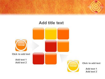 Target PowerPoint Template Slide 16
