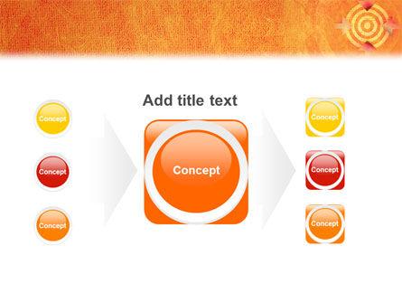 Target PowerPoint Template Slide 17