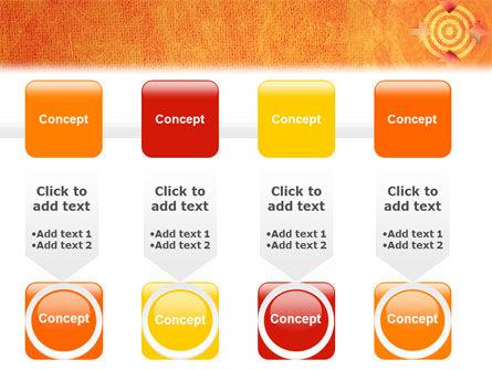 Target PowerPoint Template Slide 18