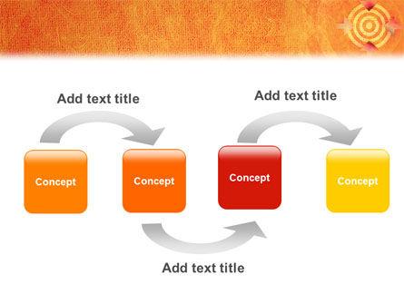 Target PowerPoint Template Slide 4