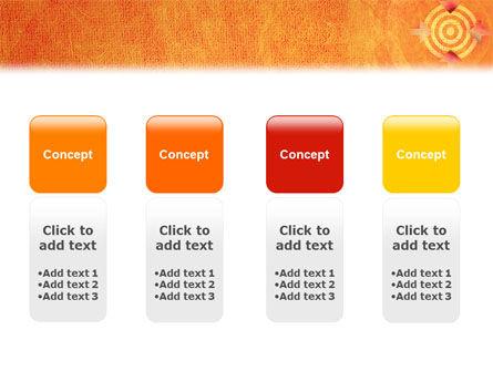 Target PowerPoint Template Slide 5