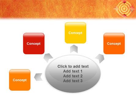Target PowerPoint Template Slide 7