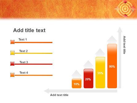 Target PowerPoint Template Slide 8