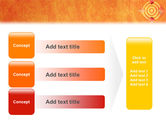 Target PowerPoint Template#12