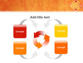 Target PowerPoint Template#6
