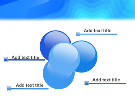 Aqua Colored PowerPoint Template Slide 10
