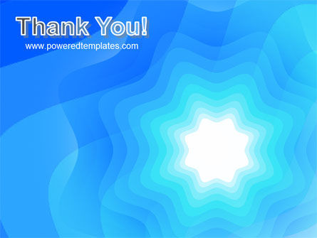 Aqua Colored PowerPoint Template Slide 20