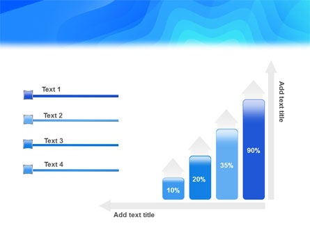 Aqua Colored PowerPoint Template Slide 8