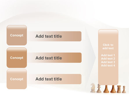 Main Chess Figures PowerPoint Template Slide 12
