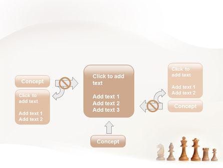 Main Chess Figures PowerPoint Template Slide 13