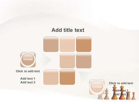 Main Chess Figures PowerPoint Template Slide 16