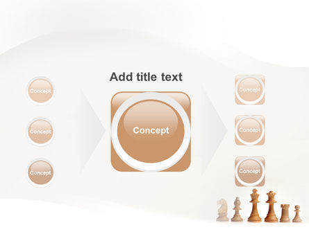 Main Chess Figures PowerPoint Template Slide 17