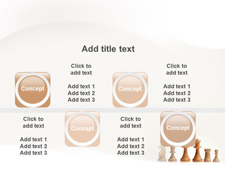 Main Chess Figures PowerPoint Template Slide 19