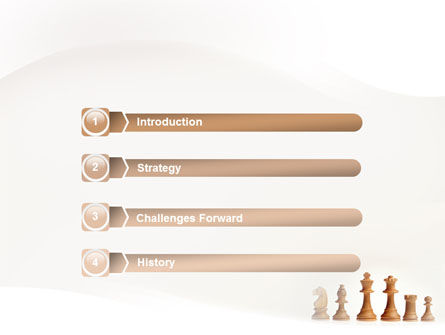 Main Chess Figures PowerPoint Template, Slide 3, 02120, Business Concepts — PoweredTemplate.com